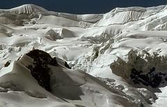Séracs, glacier, Corniches (Daniel Biays) Tags: nevadoillimani séracs glacier corniches montagne mountain bolivie