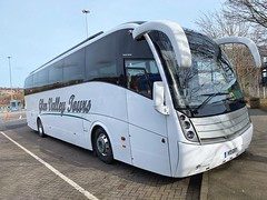 Glen Valley Tours H13 GVT (TEN6083) Tags: gateshead dunston metrocentre levante caetano b9r volvo fj61exo h13gvt glenvalleytours transport buses bus nebuses publictransport