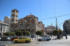 036A0475 (zet11) Tags: greece piraeus street buildings people cars