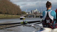 IMG_0881 (NUBCBlueStar) Tags: rowing remo rudern river aviron february march star university sunrise boat blue nubc sculling newcastle london canottaggio tyne hudson thames sweep eight pair