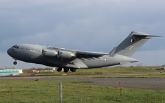 MAN Boeing C-17A Globemaster III (R.K.C. Photography) Tags: man boeing c17a globemaster iii qataremiriairforce aircraft aviation military stansted england essex unitedkingdom uk londonstanstedairport stn egss canoneos100d