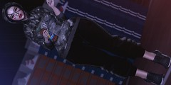 #142♔ (lLipsya ♡) Tags: foxy native urban sport chicchica blueberry cx llipsya blogger sl 3d bento mesh virtual mujer femme asian japan belleza freya catwa catya gift free group blogpost duckie fashion blogging mode moda sportwear icetea ice tea drink bossie