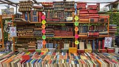 No photography, no video recording [1631] (my.travels) Tags: book books london portobello market england olympus penf vintage old greatbritain unitedkingdom travel culture gb
