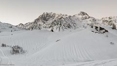 Quasi bianco e nero (cesco.pb) Tags: passodelsempione simplonpass fletschhorn switzerland svizzera alps alpi canon canoneos60d tamronsp1750mmf28xrdiiivcld alba dawn sunrise montagna mountains