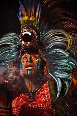 dreamer (Mau Silerio) Tags: tribe tribal costume makeup dance dancer dancing mayan prehispanic sony alpha chiapas portrait