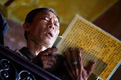The Sound of Chanting | Saigon Vietnam (Paul Tocatlian | Happy Planet) Tags: pray praying prayer buddhisttemple buddhist chant saigon hochiminhcity vietnam vietnamese happyplanet asiafavorites pagoda