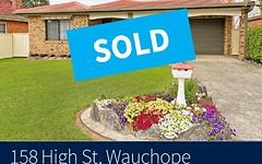 158 High Street, Wauchope NSW