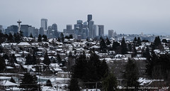 A snowy walk around Magnolia (LunchWithaLens) Tags: hills magnolia seattle snow winter