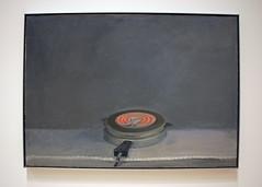 Hot Plate, by Vija Celmins (JB by the Sea) Tags: sanfrancisco california february2019 financialdistrict sanfranciscomuseumofmodernart sfmoma vijacelmins painting