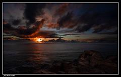 Crépuscule.... (faurejm29) Tags: faurejm29 canon ciel mer sigma sea seascape sunset sky soir paysage nature nuages