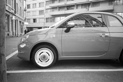 Nuova 500 (photogunni) Tags: olympus xa2 imago320 arsimagofd