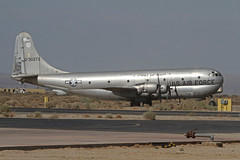 0-30272, Boeing KC-97L Stratofreighter, Fox-Field, Lancaster, California (ColinParker777) Tags: 030272 boeing stratofreighter kc97 kc97l us air force usaf military california guard aircraft airplane plane aeroplane aviation stored retired derelict retirement prop usa united states america desert taxiway museum display canon 7d 100400 l lens zoom telephoto pro radial fly flying