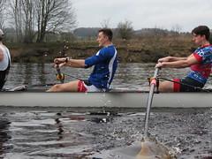 IMG_1037 (NUBCBlueStar) Tags: rowing remo rudern river aviron february march star university sunrise boat blue nubc sculling newcastle london canottaggio tyne hudson thames sweep eight pair