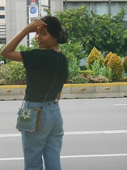 DSCN8810 (Avisheena) Tags: avisheena model candid jeans hello world outfit photograph