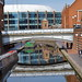 Canal, Brindley Place