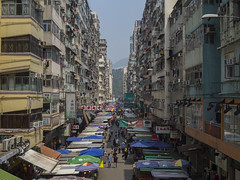 This is where we grew up 我們都是這樣長大的 (cyangLtravel) Tags: street traditional old buildings hong kong memory history