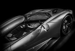 GT (Dave GRR) Tags: ford gt fordgt supercar hypercar exoticcar racingcar sportscar motorama auto show 2019 monochrome mono bw olympus