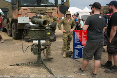 EOS5DIII_201903035015 (Taukeh Yong) Tags: australianarmy avalonairshow rbs70 antiaircraft missile