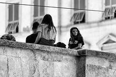 Liguria La Spezia (michael_obst) Tags: building sony laspezia architecture mono bnw bw schwarz weiss noir blanc people ilce7fe70300mm