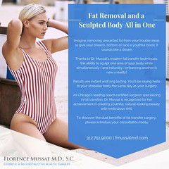 Fat Removal and a Sculpted Body All in One (Better Health For Everyone) Tags: bodycontouring fattransfer bodysculpting fatremoval
