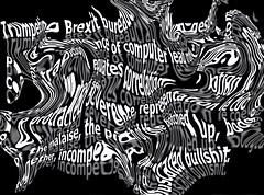 December Through to January (crescentsi) Tags: brexit theresamay trump austerity recession economicuncertainty eu eurozone chaos mess bureaucracy jeremycorbyn uk politics textart contemporaryart digitalart complexity anxiety stasis abstract abstrait artcontemporain 3d