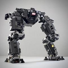 All new mech design WIP (Goth Bricks 2000) Tags: lego legomech legomecha legomoc mech mecha scifi legorobot legoscifi