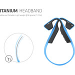 wireless stereo bone conduction headphonesの写真