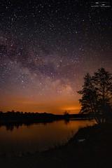 IMG_6074 (Artur Surgał) Tags: polska krainabugu nadbużańskiparkkrajobrazowy drogamleczna noc gwiazdy nocneniebo widok krajobraz rzeka canon irixlens irix15mm poland milkyway universe astro astronomy astrophotography landscape scenery night stars nightshot river