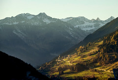 Alpine light (Rich3012) Tags: tirol austria österreich alps mountains landscape dusk