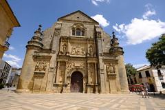 XE3F6860 - Sacra Capilla del Salvador, Ubeda, España (The Chapel of the Savior, Spain) (Enrique R G) Tags: sacracapilladelsalvador sacracapilladelsalvadordelmundo chapelofthesavior ubeda españa spain fujifilmxe3 fujixe3 fujinon1024