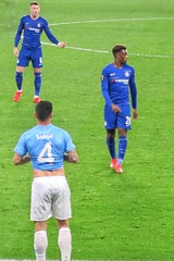 Chelsea goal scorers (gary8345) Tags: greatbritain chelseafc chelseafootballclub britain london 2019 chelsea england football unitedkingdom londonist snapseed soccer uk