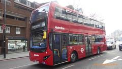 P1150003 VMH2555 LA68 DXO at Warren Street Station Hampstead Road Euston London (LJ61 GXN (was LK60 HPJ)) Tags: metroline volvob5lhybrid mcvevoseti mcv evoseti 105m 10490mm vmh2555 la68dxo nb960
