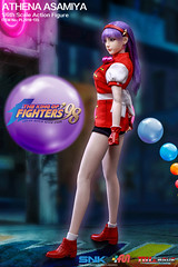 PHICEN PL2018-135 Athena Asamiya 麻宫雅典娜 SNK King of Fighters - 07 (Lord Dragon 龍王爺) Tags: 16scale 12inscale onesixthscale actionfigure doll hot toys phicen tbleague seamless