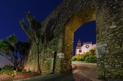 Medina Sidonia (LpuntoQpunto) Tags: atardecer iglesias medinasidonia bluehour horaazul cádi cádiz andalu andalucia spain españa