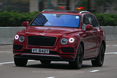 Bentley, Bentayga, Wan Chai, Hong Kong (Daryl Chapman Photography) Tags: vy5427 bentley bentayga hongkong china sar wanchai canon 1d mkiv 100400l auto autos automobile automobiles automobilephotography car cars carspotting carphotography pan panning suv