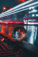 What to do with a @lensball after a heavy rain at night? Certainly play with reflections! (ibtihajtafheem) Tags: throughthelensball lensball lensballphotography crystalballphotography crystalball glassball rainy beforerain rainynight afterrain heavyrain storm nightscaper nightshooters nightshooterz nightscaping nightphoto nightsky nightcolors nightscape nightphotography nightphotos nightshot streetportrait streetlife streetphotography streetvision streetsvision moodygrams moody colourful lights lighttrails road roadtrails water waterdrop nightowlz