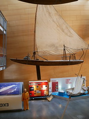 Falmouth - things that pleased me at the National Maritime Museum (Dubris) Tags: england cornwall falmouth coast nationalmaritimemuseum boat