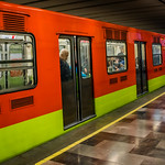 2018 - Mexico -  Mexico City - Metro - 5 of 5 thumbnail