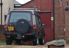 RJH 225Y (Nivek.Old.Gold) Tags: 1991 land rover discovery tdi 5door 2495cc lancaster paddockspares