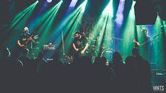 Defeated Sanity - live in Kraków 2019 fot. Łukasz MNTS Miętka-27