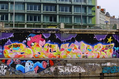 Streetart (Dirk A.) Tags: streetart wenen vienna wien