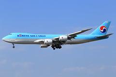 Korean Air Cargo  Boeing 747-8B5(F) HL7629 (widebodies) Tags: frankfurt main fra eddf widebody widebodies plane aircraft flughafen airport flugzeug flugzeugbilder korean air cargo boeing 7478b5f hl7629