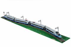 Alstom Pendolino ED250 PKP Intercity (20) (Mateusz92) Tags: lego train zbudujmy to afol pkp intercity alstom pendolino ed250