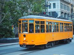 P9182989 (bentchristensen14) Tags: usa unitedstatesofamerica california sanfrancisco marketstreet tram