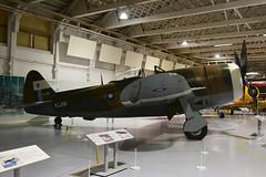 KL216 Republic P47D Thunderbolt - RAF Hendon  16-12-18 (MarkP51) Tags: kl216 republic p47d thunderbolt rafmuseum hendon london england preserved military ww2 warbird aircraft airplane plane image markp51 nikon d7200 nikon24120f4vr