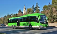 Madrid, Avenida de la Memoria 04.01.2019 (The STB) Tags: crtm consorcioregionaldetransportesdemadrid madrid bus autobus autobús busse publictransport citytransport öpnv transportepúblico