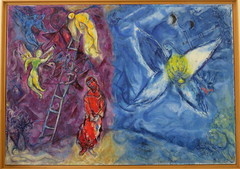 20171011 PACA Alpes-Maritimes Nice - Musée Chagall (44) (anhndee) Tags: paca alpesmaritimes nice painting painter peinture peintre musée museum museo musee