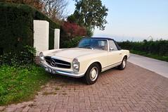 1968 Mercedes-Benz 250 SL (Michiel2005) Tags: pagode 250sl car auto mercedes mercedesbenz mb nederland netherlands holland