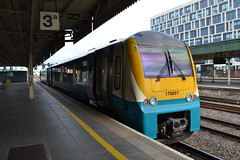 Arriva Trains Wales (Will Swain) Tags: cardiff queen street station 11th august 2018 train trains rail railway railways transport travel uk britain vehicle vehicles cymru west wales north europe atw central valley lines