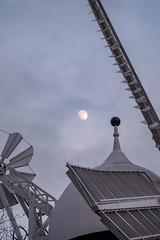 Holgate Windmill sunset February 2019 - 06